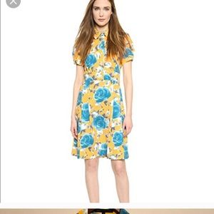Marc by Marc Jacobs Floral 50s swing dress